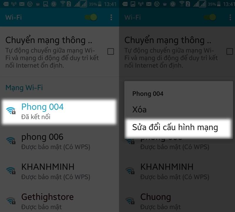 Cách truy cập lixi88 trên android